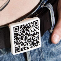 QR Code In Use